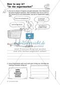 Knobel-.  Denk- und Schreibrätsel zur Festigung von Grundwortschaft und einfachen Satzmustern im Englischunterricht Thumbnail 21