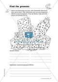 Knobel-.  Denk- und Schreibrätsel zur Festigung von Grundwortschaft und einfachen Satzmustern im Englischunterricht Thumbnail 22