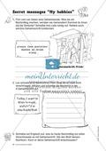 Knobel-.  Denk- und Schreibrätsel zur Festigung von Grundwortschaft und einfachen Satzmustern im Englischunterricht Thumbnail 25