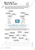 Knobel-.  Denk- und Schreibrätsel zur Festigung von Grundwortschaft und einfachen Satzmustern im Englischunterricht Thumbnail 27