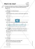 Knobel-.  Denk- und Schreibrätsel zur Festigung von Grundwortschaft und einfachen Satzmustern im Englischunterricht Thumbnail 29