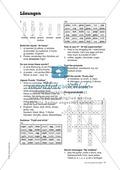 Knobel-.  Denk- und Schreibrätsel zur Festigung von Grundwortschaft und einfachen Satzmustern im Englischunterricht Thumbnail 32