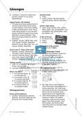 Knobel-.  Denk- und Schreibrätsel zur Festigung von Grundwortschaft und einfachen Satzmustern im Englischunterricht Thumbnail 33
