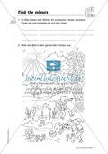 Knobel-.  Denk- und Schreibrätsel zur Festigung von Grundwortschaft und einfachen Satzmustern im Englischunterricht Thumbnail 8