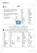 Tests und Diagnosebögen zu Vokalen für LRS-Kinder im Englischunterricht: Übungen + Spiele Preview 15