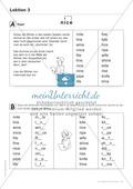 Tests und Diagnosebögen zu Vokalen für LRS-Kinder im Englischunterricht: Übungen + Spiele Preview 18