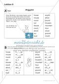 Tests und Diagnosebögen zu Vokalen für LRS-Kinder im Englischunterricht: Übungen + Spiele Preview 36