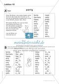 Tests und Diagnosebögen zu Vokalen für LRS-Kinder im Englischunterricht: Übungen + Spiele Preview 39