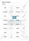 Tests und Diagnosebögen zu Vokalen für LRS-Kinder im Englischunterricht: Übungen + Spiele Preview 45