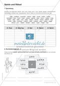 Tests und Diagnosebögen zu Vokalen für LRS-Kinder im Englischunterricht: Übungen + Spiele Preview 46