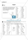 Five small step exercises for LD children on diphthongs and consonants -