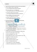 Going-to-future bei questions: Erklärung, Übungen + Lösungen Preview 2