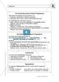 Present progressive bei statements: Erklärung, Übungen + Lösungen Preview 1