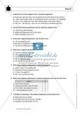 Present progressive bei negations: Erklärung, Übungen + Lösungen Preview 3