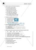Simple Present bei questions mit have got: Erklärung, Übungen + Lösungen Preview 2