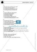 Simple Present bei questions mit have got: Erklärung, Übungen + Lösungen Preview 5