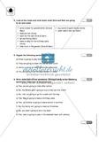 Klassenarbeit going-to-future - einfach (2) - mit Lösungen Preview 2
