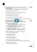 Klassenarbeit going-to-future - schwer (1) - mit Lösungen Preview 2