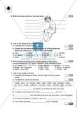 Klassenarbeit At home - einfach (2) - mit Lösungen Preview 2