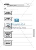 Stationenlernen in der 9. Klasse: Mediation and translation Preview 14