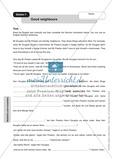 Stationenlernen in der 9. Klasse: Mediation and translation Preview 9