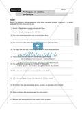 Stationenlernen in der 9. Klasse: Grammar an 8 Stationen Preview 15