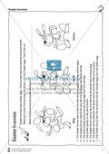 Easter-Bunnies-Leserätsel in zwei Anforderungsstufen mit Lösungen Preview 2
