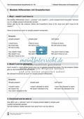 Erklärung modale Hilfsverben für Schüler Preview 1