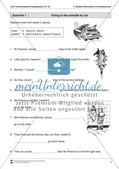 Exercises modal verbs + Lösungen Preview 1