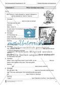 Exercises modal verbs + Lösungen Preview 2