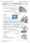 Exercises modal verbs + Lösungen Preview 3