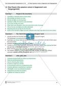 Exercises passive voice + Lösungen Preview 6