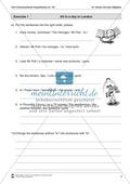 Englisch, Grammatik, Grammar, Verben / verbs, Satzstellung / word order, object, verbs, Word Order