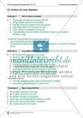 Exercises Verben mit zwei Objekten + Lösungen Preview 4