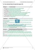 Exercises reported speech + Lösungen Preview 7