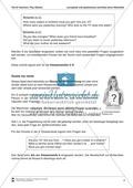 Lernspiel zum Üben der Fragestellung: silent questions Preview 2