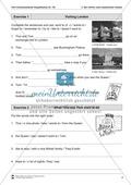 Exercises Infinitiv nach bestimmten Verben + Lösungen Preview 1