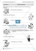 Exercises Infinitiv nach bestimmten Verben + Lösungen Preview 2