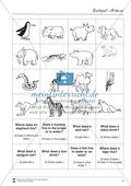 Brettspiel At the zoo (Klasse 2-4) Thumbnail 2