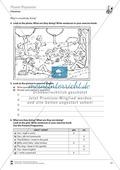 Vertretungsstunde Grammatik: Exercises on present progressive + Lösungen Preview 2