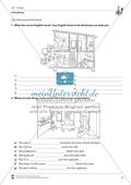 Vertretungsstunde Wortschatz: Exercises At home + Lösungen Preview 1