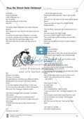 How the Grinch Stole Christmas: story and text comprehension questions Preview 1