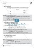 Vertretungsstunde Wortschatz: Exercises on Past Simple + Lösungen Preview 1