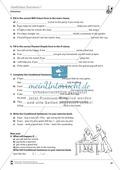 Vertretungsstunde Wortschatz: Exercises on Conditional Sentences I + Lösungen Preview 2