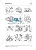 Themenbereich In the City: Vorgehensweise + Kopiervorlagen Thumbnail 12