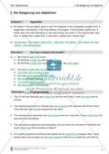 Grundwissen Steigerung von Adjektiven: Erklärung, Übungen und Lösungen Thumbnail 5