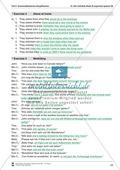 Grundwissen Indirekte Rede: Erklärung, Übungen und Lösungen Thumbnail 10