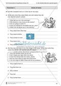 Grundwissen Indirekte Rede: Erklärung, Übungen und Lösungen Thumbnail 6