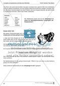 Lernspiele und spielerische activities ohne Hilfsmittel zu einzelnen grammatischen Themen Preview 5