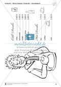 Drinks vocabulary: Worksheets on drinks (Binnendifferenziert) Thumbnail 4